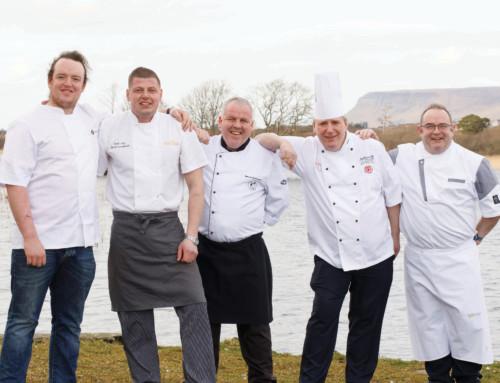 A collaboration of Sligo's top chefs -Taste of Spring Feast