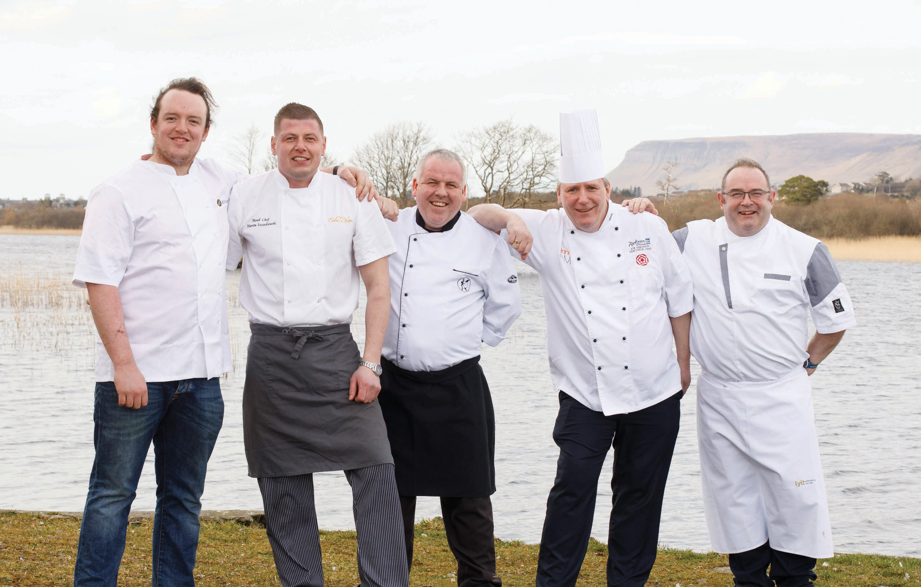 A collaboration of Sligo's top chefs -Taste of Spring Feast