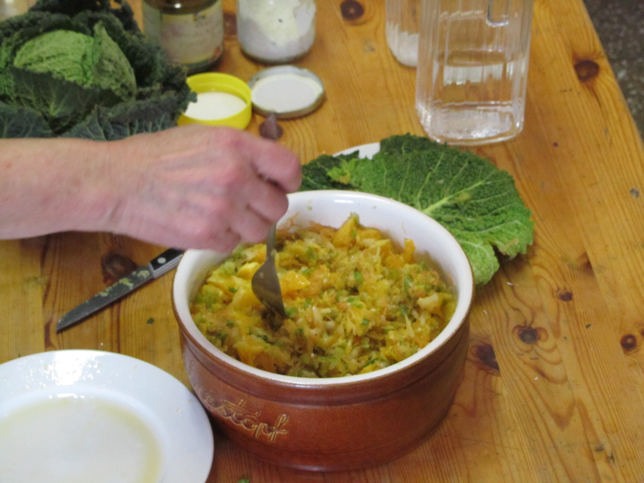 Fermented and cultured foods experience at Neantóg Kitchen Garden School in Cliffoney