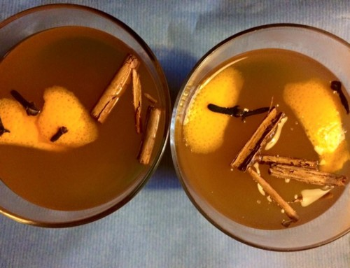 Mulled Apple Juice Recipe from Neantóg Kitchen Garden School