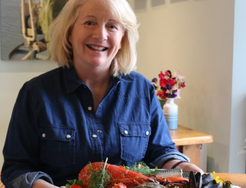 Faces of the Food Trail: Eithna O'Sullivan, Eithna by the Sea, Mullaghmore