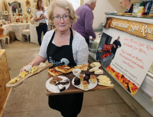 Faces of the Sligo Food Trail: Coeurine Murray, Murson Farm, Grange