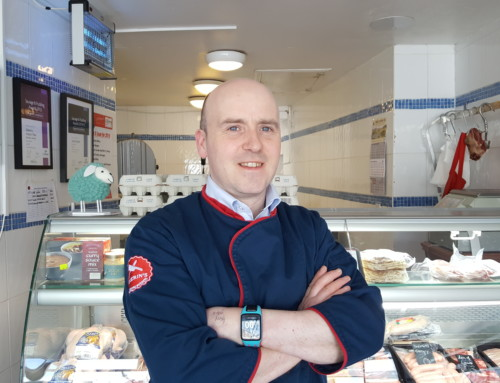 Faces of the Sligo Food Trail: Adrian Sheerin, Sheerin's Meatin' Place
