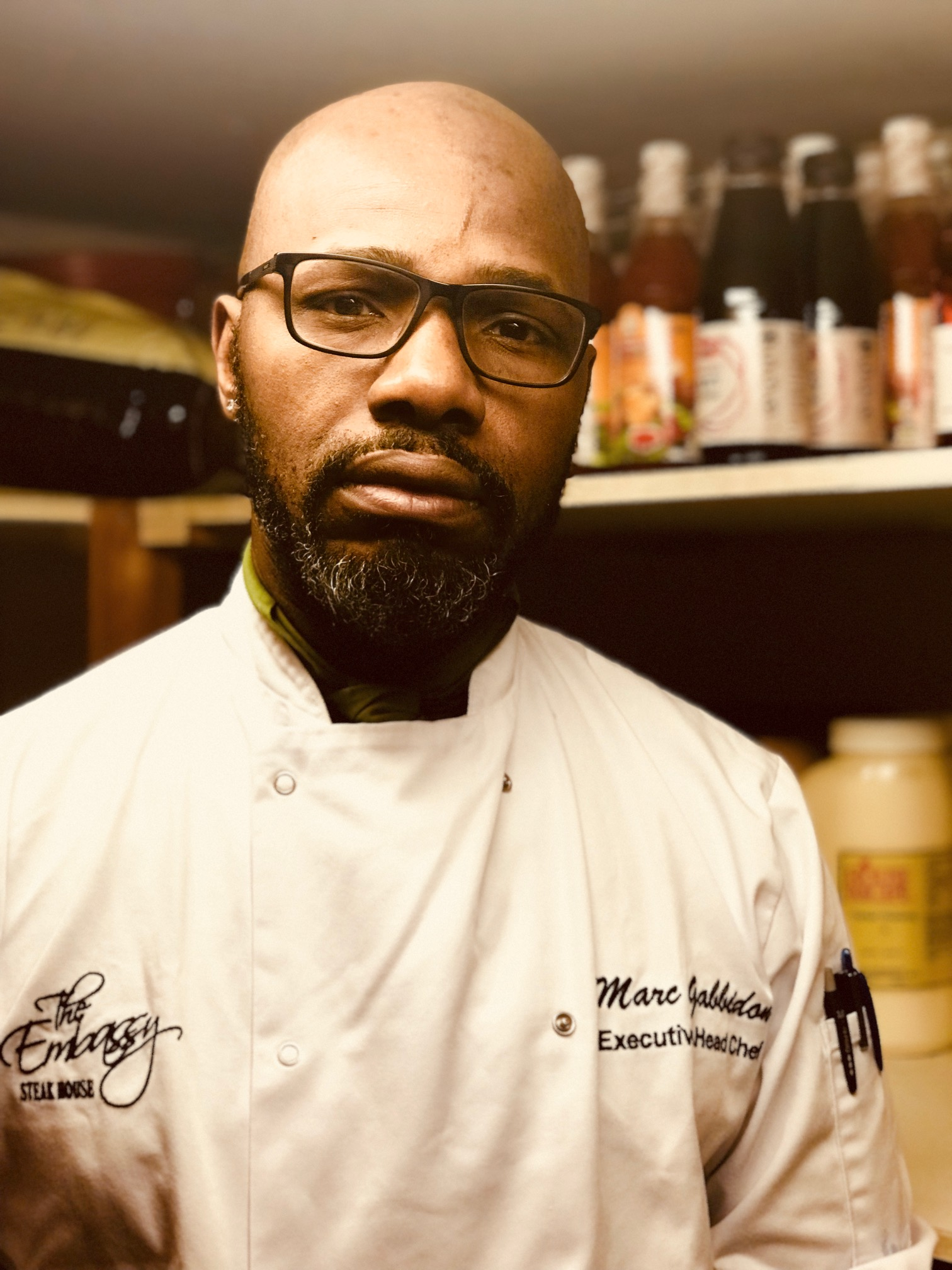 Faces of the Sligo Food Trail: Marc Gabbidon, The Embassy Steakhouse