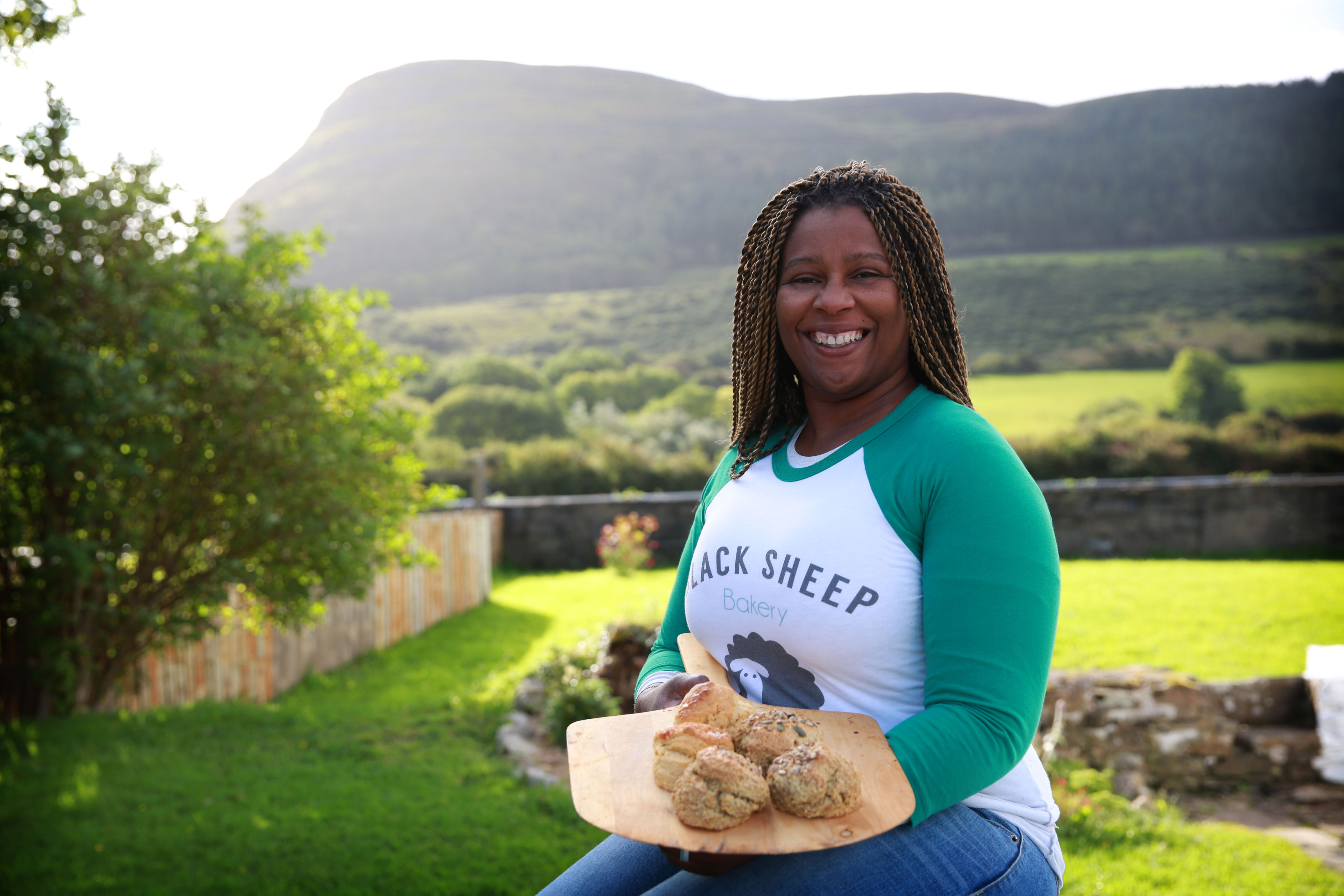 Faces of the Sligo Food Trail: Sarah Elvey, Black Sheep Bakery