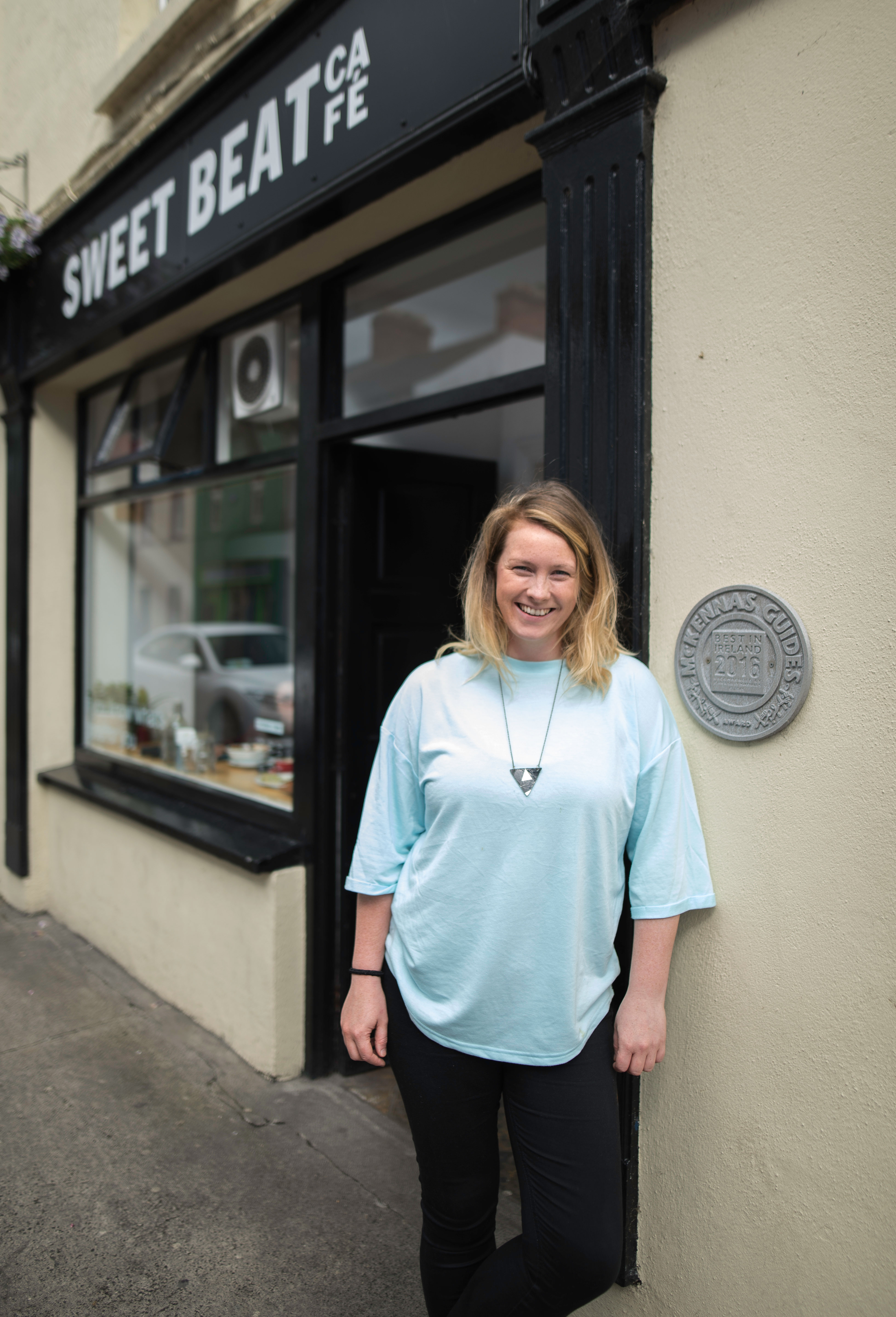 Faces Of the Sligo Food Trail: Carolanne Rushe, Sweet Beat