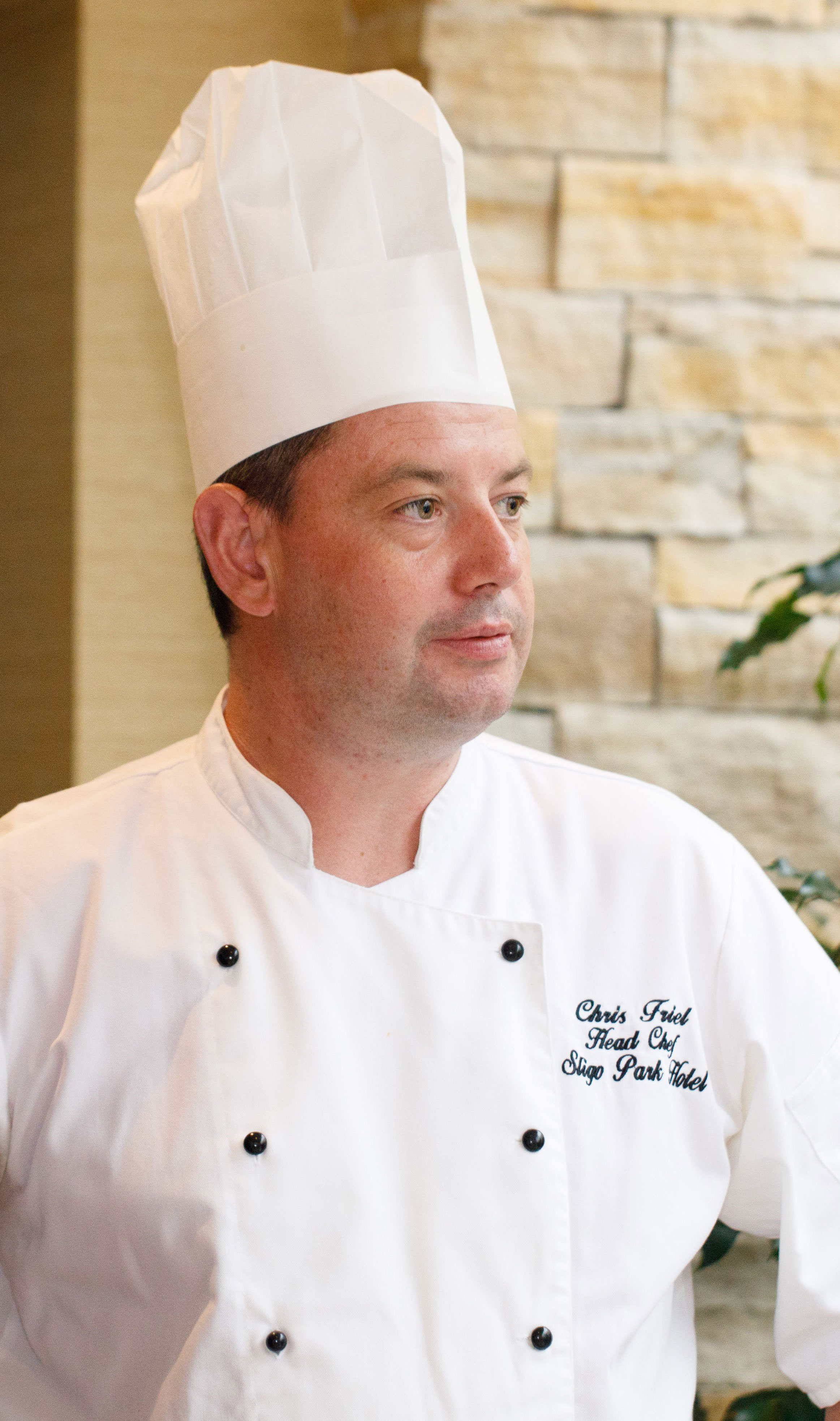 Faces of the Sligo Food Trail: Chris Friel, The Sligo Park Hotel
