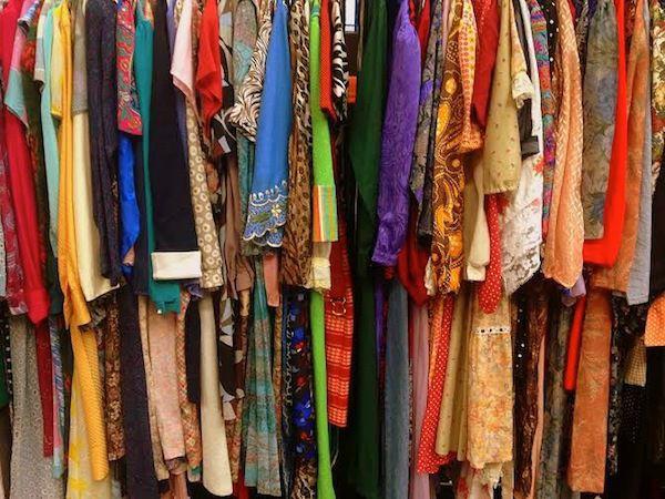 Second Hand Vintage And Brand New Clothing Sale Sligo
