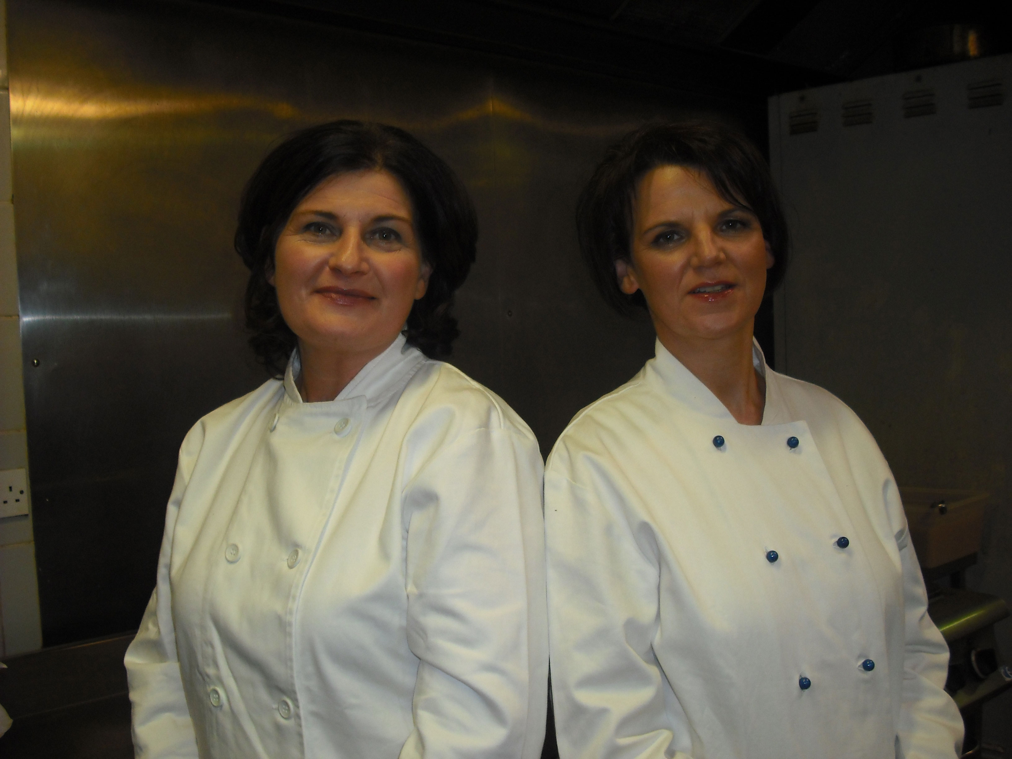 Faces of the Sligo Food Trail: Catherine Farrell, The Gourmet Parlour