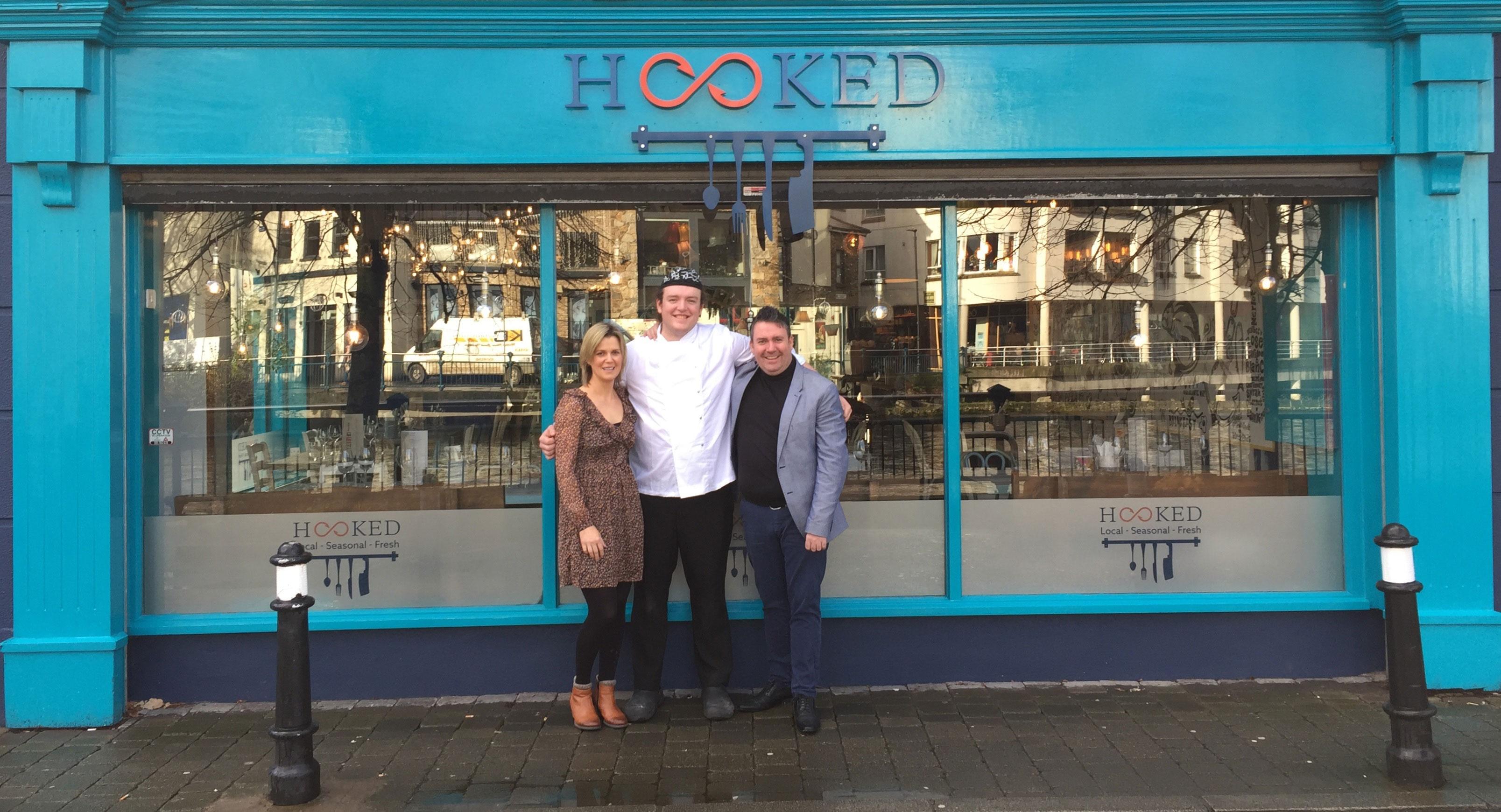 Faces of the Sligo Food Trail: Anthony Gray, Hooked and Eala Bhán