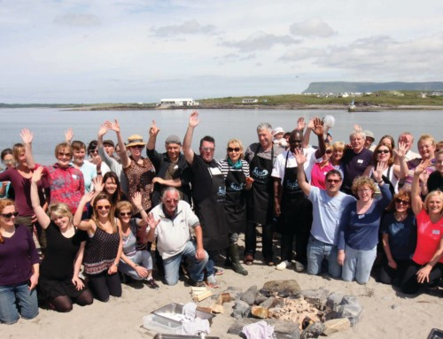 A tasty high five in the northwest – August experiences on Sligo Food Trail