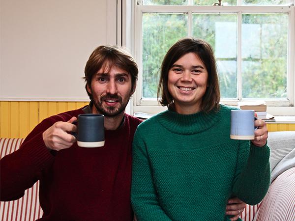 Faces of the Sligo Food Trail: Andrew Willis, Carrow Coffee Roasters