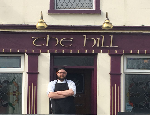 Faces of the Sligo Food Trail: David Shannon, The Hill Hotel, Gurteen