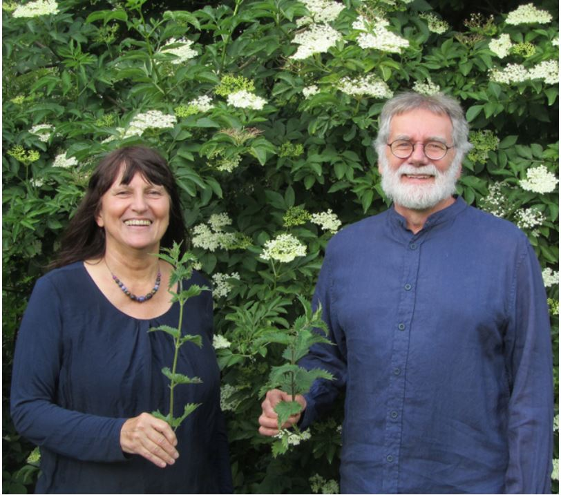 Launch of Neantóg Kitchen Garden School Courses for 2019