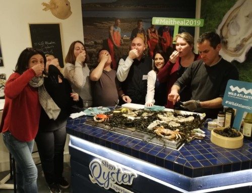 Sligo Food Trail at Meitheal – Fáilte Ireland's most important travel trade show