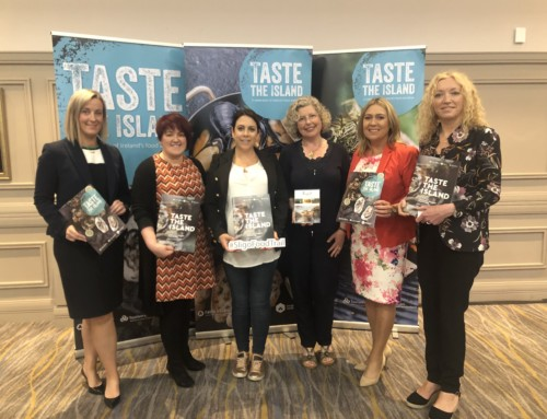 Taste the Island workshop in the Radisson Blu Hotel, Sligo