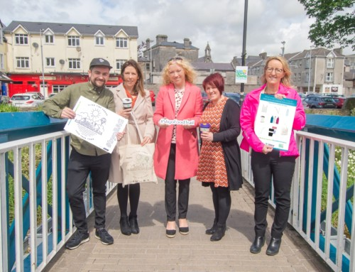 Sligo Food Trail and Sligo Tidy Towns launch kids' activity sheet to raise environmental awareness