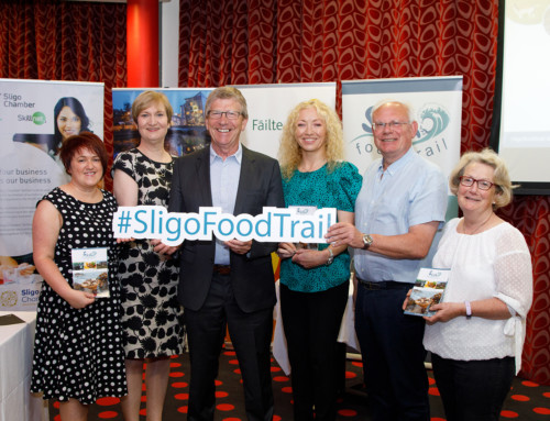 Sligo Food Trail wowed judges with Pride of Place presentation