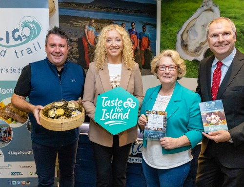 Sligo Food Trail launches sizzling Taste The Island calendar