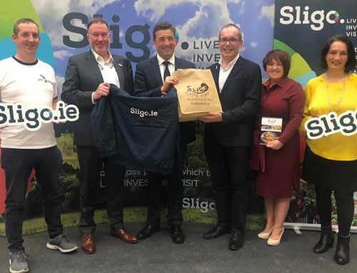 Launch of new Sligo.ie brand