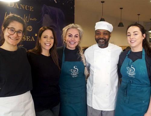 Celebrating Café Culture on Sligo Food Trail with WB's Coffee House