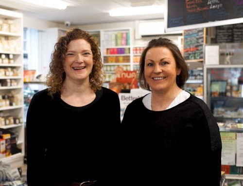 Celebrating Café Culture on Sligo Food Trail with Sligo Wellness Centre